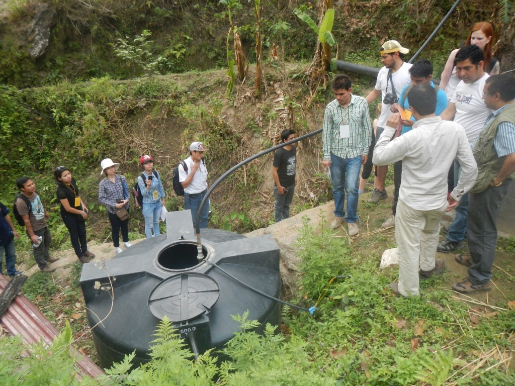 CNRD Joint Student Project on Hydropower in Nepal