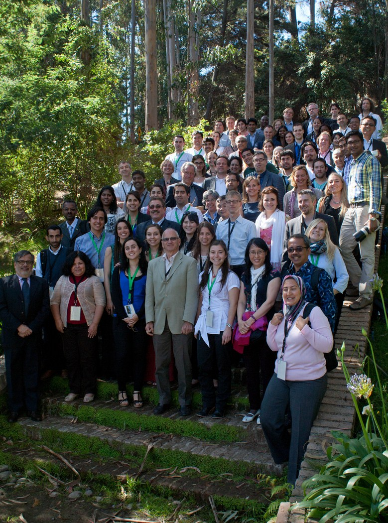 CNRD and UNEP Conference Chile in 2013