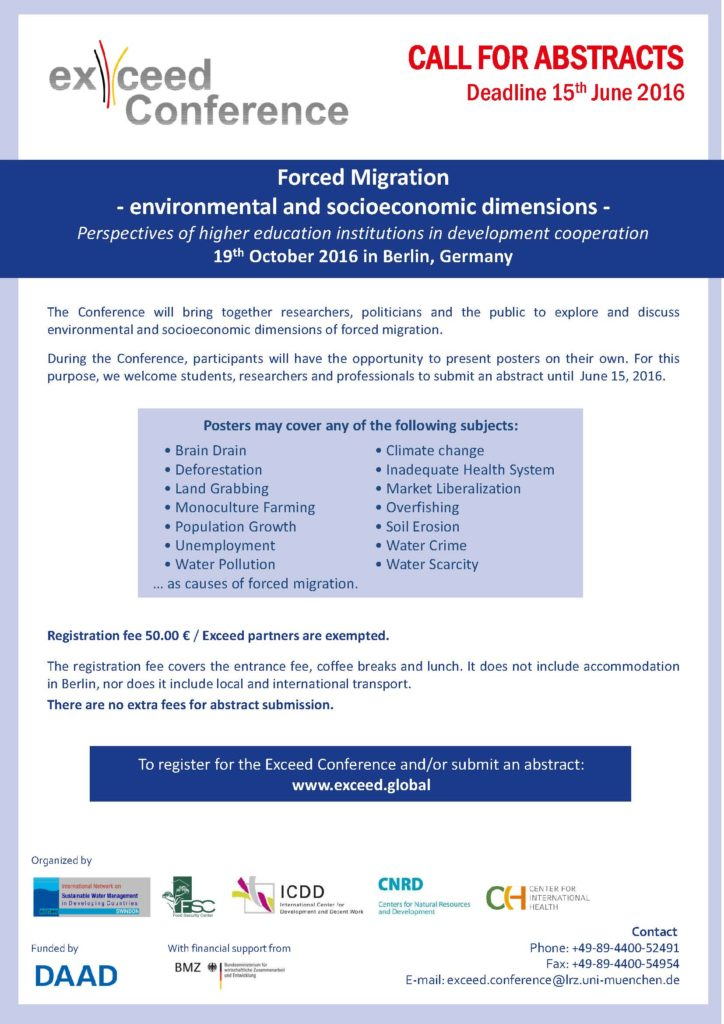 Flyer_Call for Abstracts