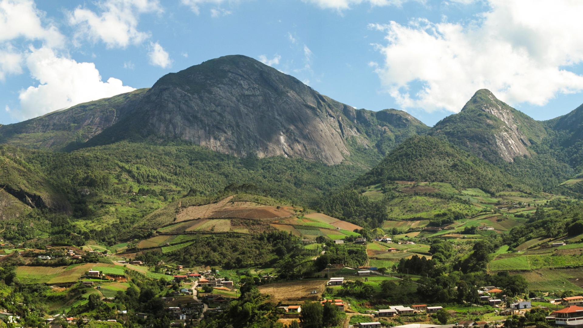 Rural area of Rio de Janeiro, Brazil